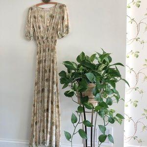 Natalie Martin Maxi Dress